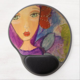 Desired Thoughts Gel Mouse Mat