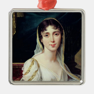 Desiree Clary  Queen of Sweden, 1807 Christmas Tree Ornament