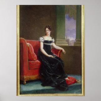 Desiree Clary  Queen of Sweden Poster
