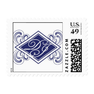 Desiree's RSVP stamps postage