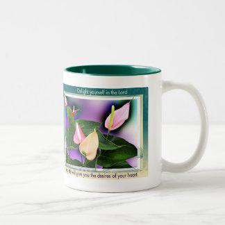 Desires of your heart mug