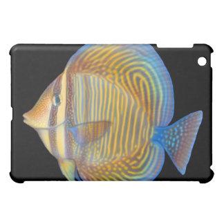 Desjardins Sailfin Tang Reef Fish iPad Case
