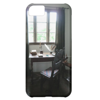 Desk at Old Moseley Hall iPhone 5C Cover
