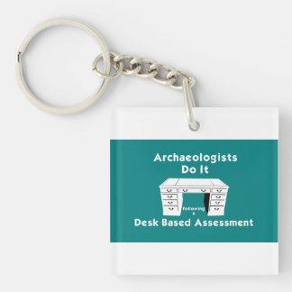 Desk Based Assessment Key Chain