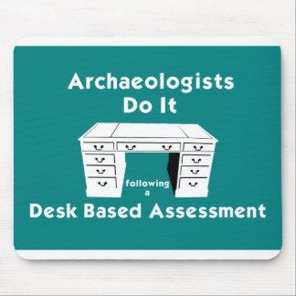 Desk Based Assessment Mouse Mat Mouse Pad