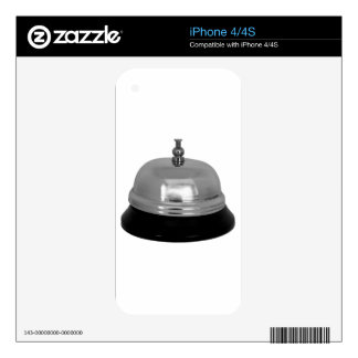 Desk Bell Decals For iPhone 4S