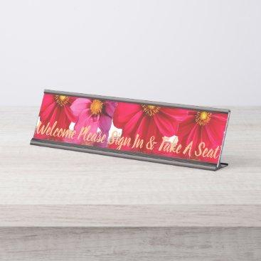 Desk Office Blossoms Name Design Destiny'S Destiny Desk Name Plate