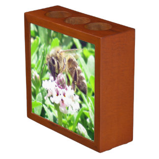 Desk Organizer - Honey Bee