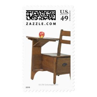 Desk Postage Stamps