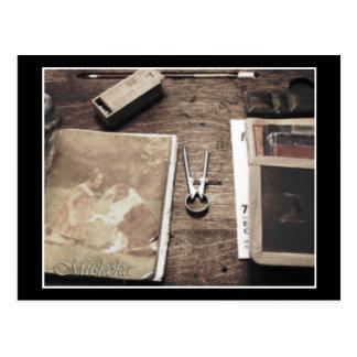 Desk Post Cards