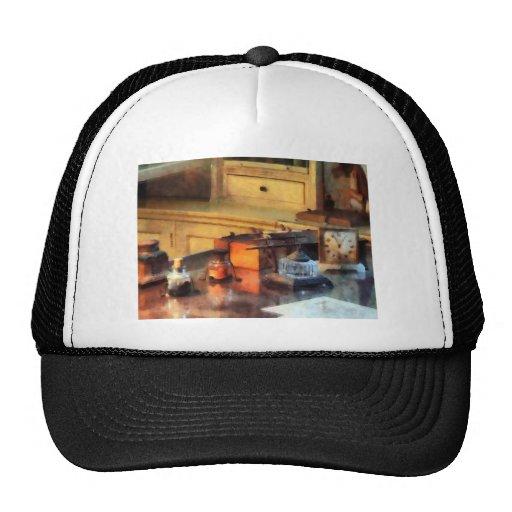 Desk Set Hats