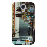 Desk With Bottles of Chemicals Samsung Galaxy S4 Cases