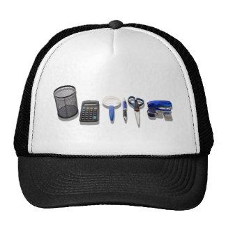 DeskSet050609Shadows Trucker Hat