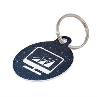 Desktop Graphics Symbol Pet ID Tag