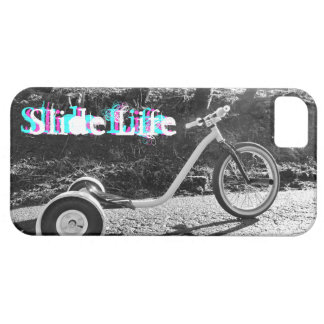 Deslice la deriva Trike de la vida Funda Para iPhone SE/5/5s