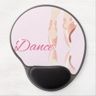 Deslizadores del ballet de la danza alfombrilla gel