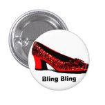 deslizadores rojos, Bling Bling Pins