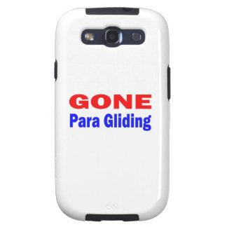Deslizamiento ido de Para Galaxy S3 Fundas