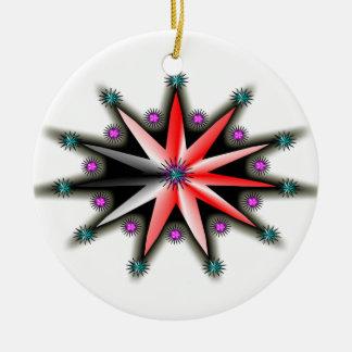 Deslumbramiento #1 de la estrella ornamente de reyes