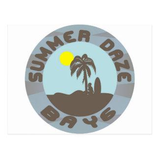 Deslumbramiento 2 del verano postales