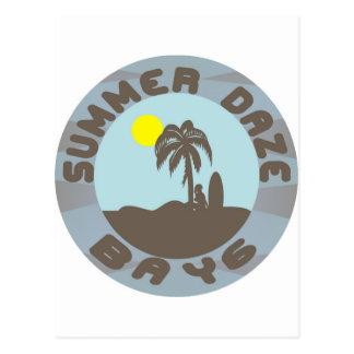 Deslumbramiento 2 del verano tarjetas postales