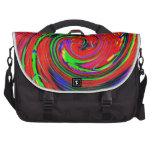 Deslumbramiento, brillante. alegre, colorido, extr bolsas para portátil