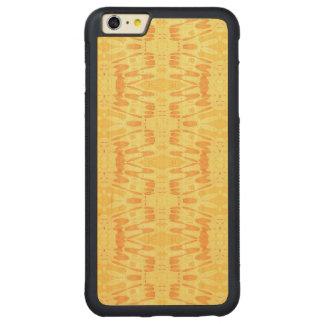 Deslumbramiento del verano - caja del teléfono funda de arce bumper carved® para iPhone 6 plus
