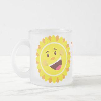 Deslumbramiento soleado - taza