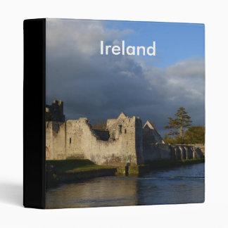 Desmond Castle in Adare Ireland Binder