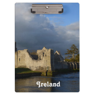 Desmond Castle in Adare Ireland Clipboard