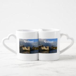 Desmond Castle in Adare Ireland Coffee Mug Set
