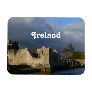 Desmond Castle in Adare Ireland Magnet