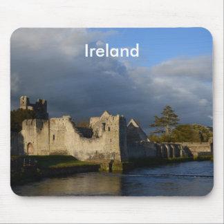Desmond Castle in Adare Ireland Mouse Pad