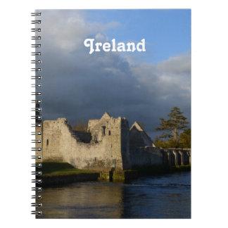 Desmond Castle in Adare Ireland Notebook