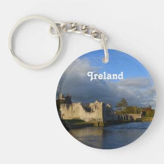 Desmond Castle Keychains