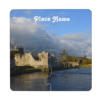 Desmond Castle Puzzle Coaster