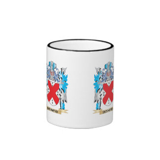 Desmond Coat of Arms - Family Crest Coffee Mugs
