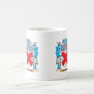 Desmond Coat of Arms - Family Crest Mugs