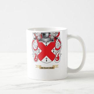 Desmond Coat of Arms Mug
