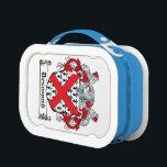 """Desmond Family Crest Lunch Box<br><div class=""""desc"""">Desmond Coat of Arms</div>"""