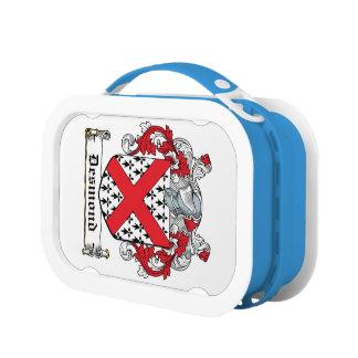 Desmond Family Crest Lunch Box