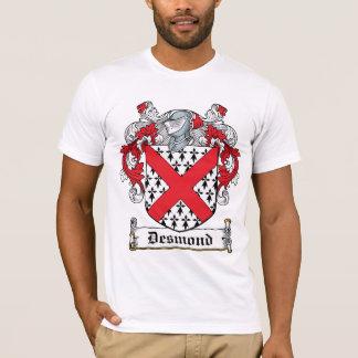 Desmond Family Crest T-Shirt