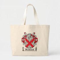 Desmond Family Crest Bag