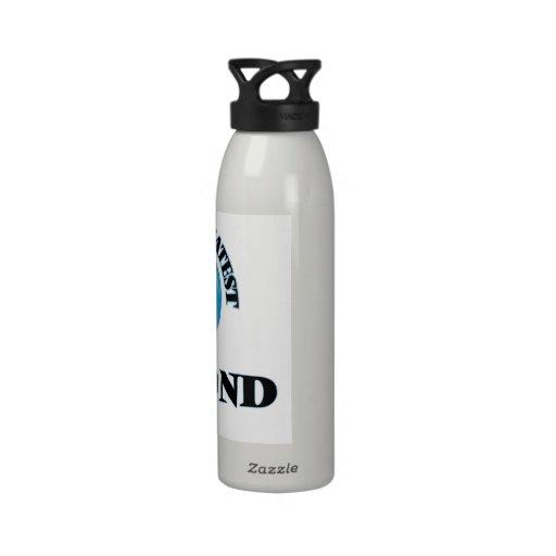 Desmond más grande del mundo botallas de agua