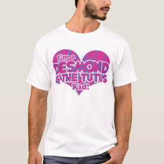 Desmond & The Tutus - Blue & Pink Triangles T-Shirt