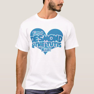 Desmond & The Tutus - Blue with Pink Dots T-Shirt