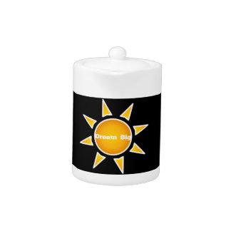 Desnatadora para su café The Sun en negro