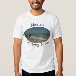 Desnatar la resaca; Recuerdo de México Poleras