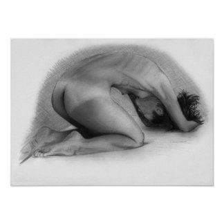 Desnudo artístico 3 póster