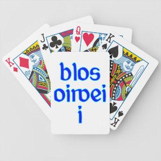Desnudo Sólo siempre oiwei i yo Baraja Cartas De Poker
